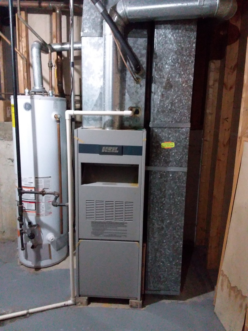 Alsip, IL - Carrier furnace replacement