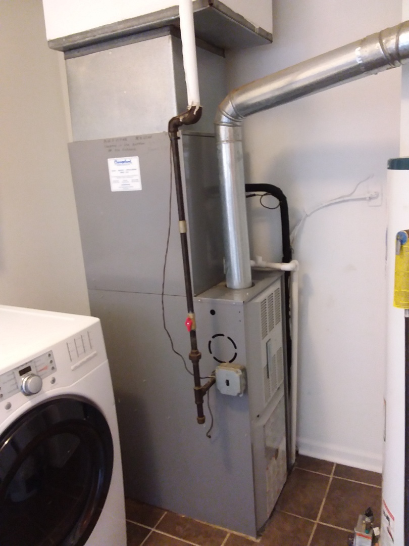 Chicago, IL - Carrier 96% efficiency furnace and air conditioner replacement