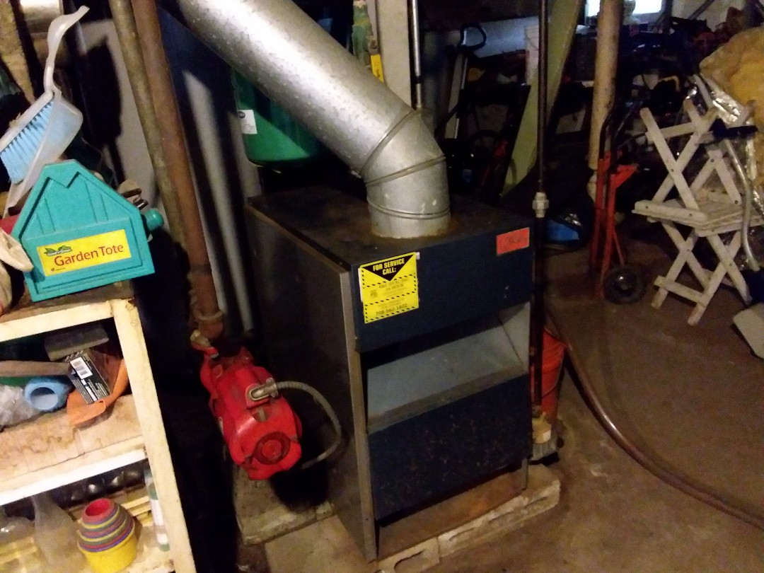 Oak Park, IL - Cleaned and checked boiler