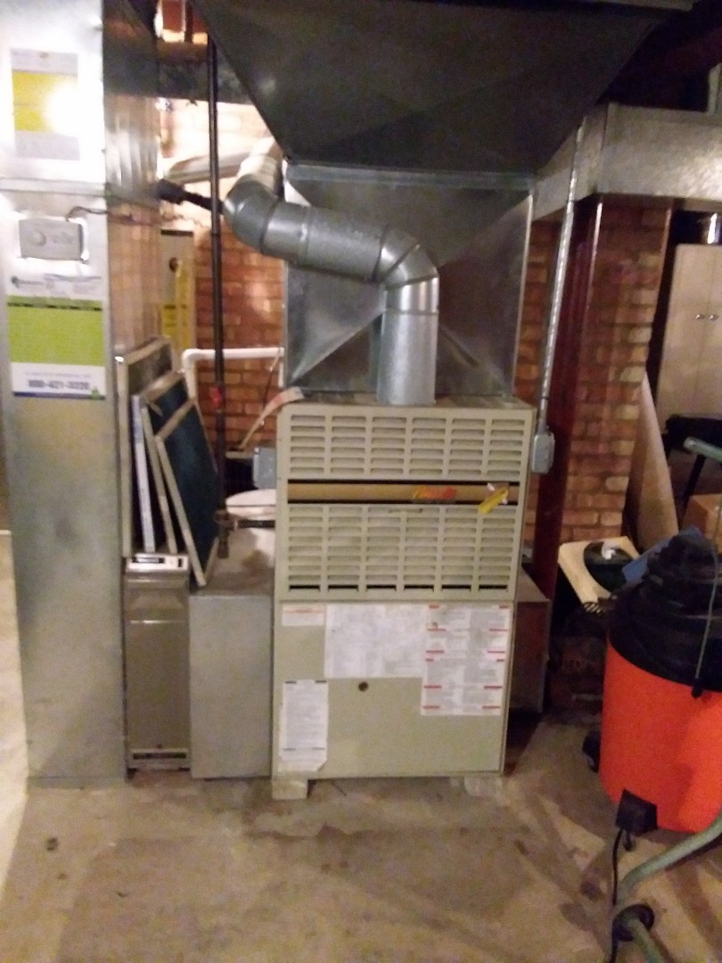 Chicago Heights, IL - Bryant furnace replacement