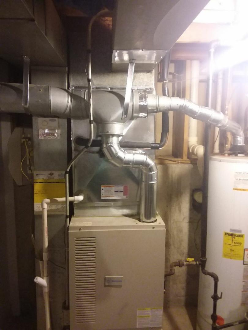 Thornton, IL - Condenser/Coil changeout