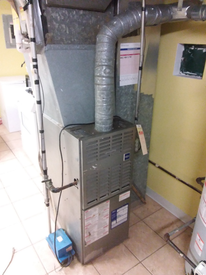 Tinley Park, IL - Furnace changeout with humidifier