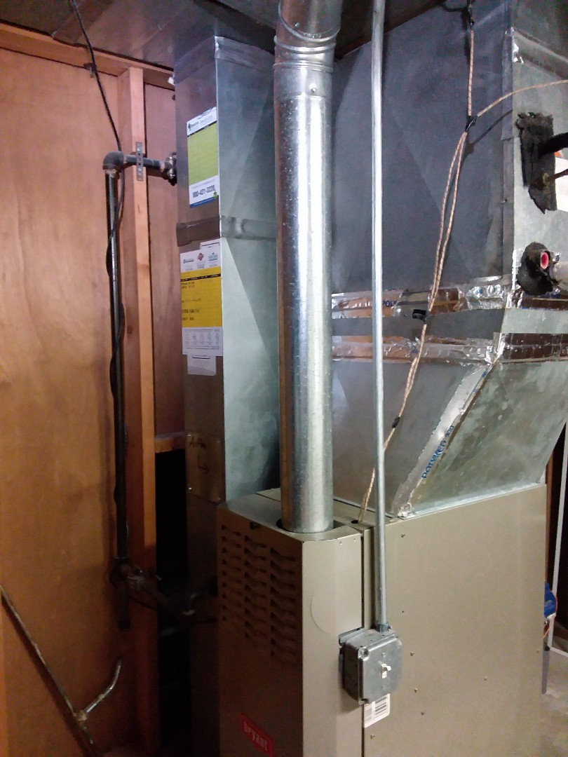 South Elgin, IL - Cleaned and checked furnace
