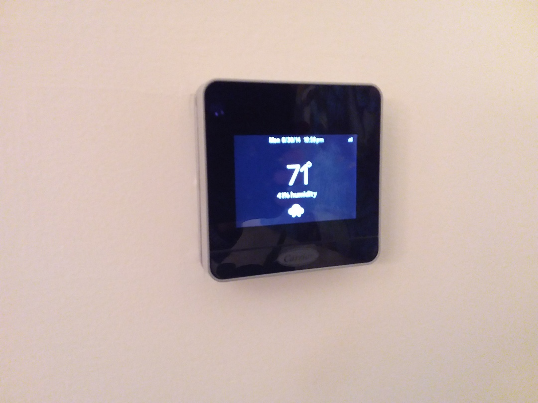 Northbrook, IL - Checked thermostat