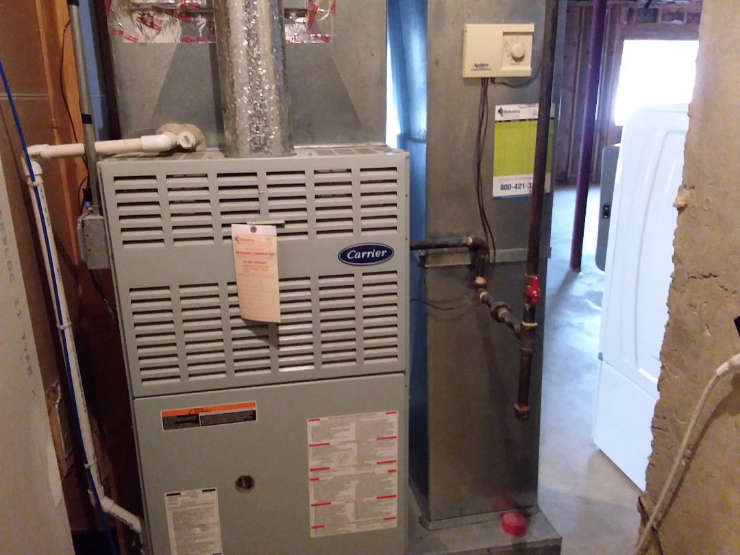 South Elgin, IL - Furnace checked