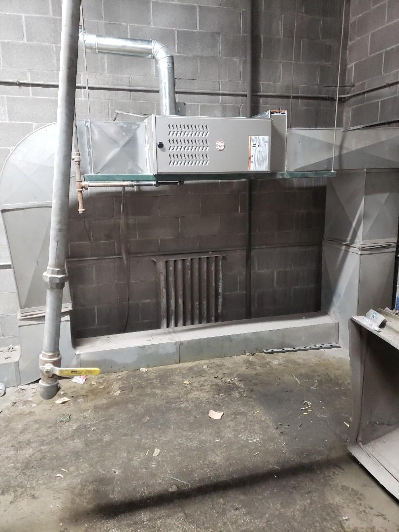 Chicago, IL - Payne furnace installation