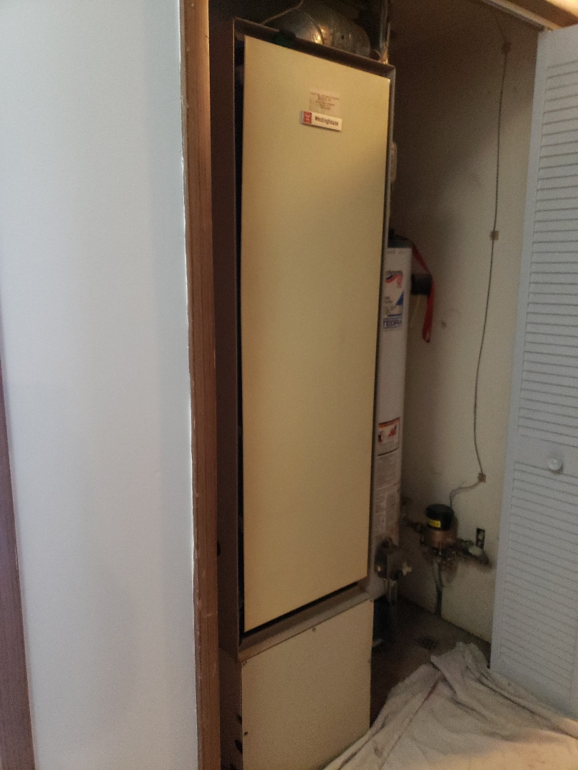 Matteson, IL - Westinghouse furnace replacement