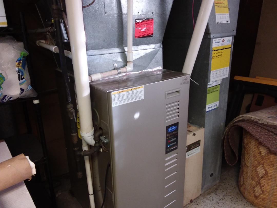 Skokie, IL - Checked furnace