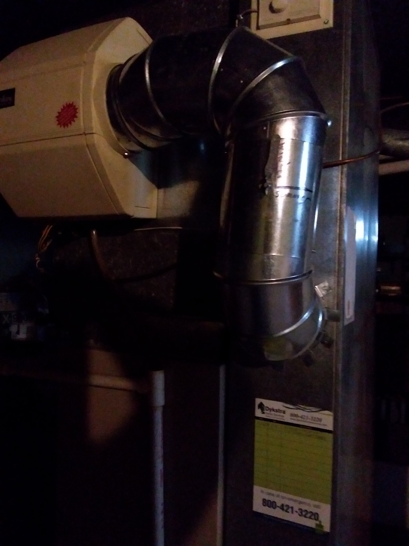 Hanover Park, IL - Cleaned and checked furnace and humidifier