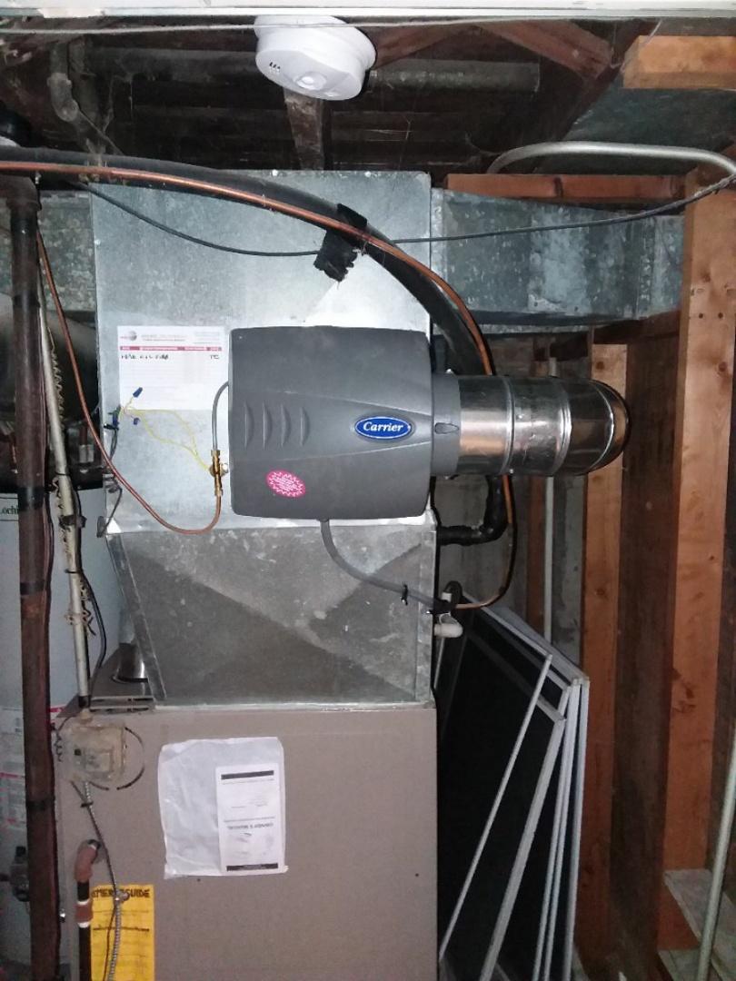 Dolton, IL - Humidifier