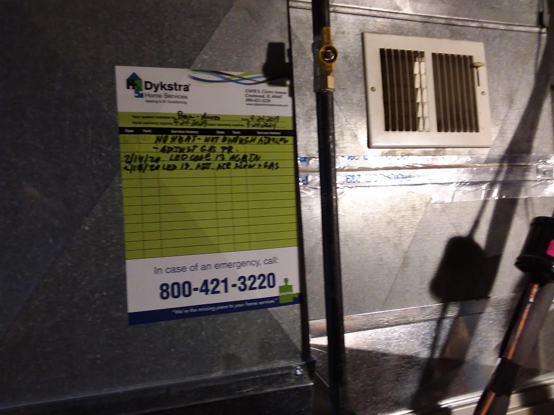 Elgin, IL - Furnace repair