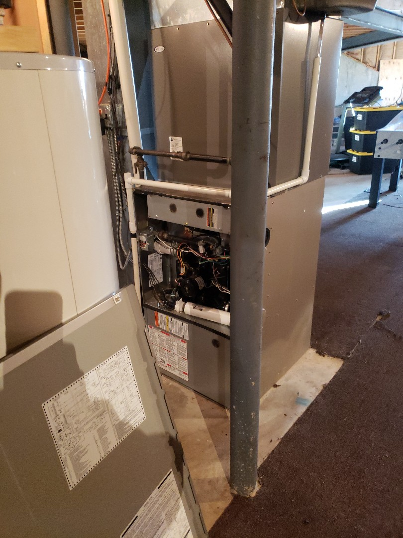Frankfort, IL - Carrier furnace installation replacing carrier furnace