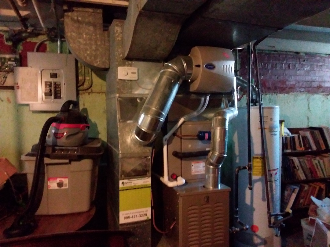 Chicago, IL - Furnace repair