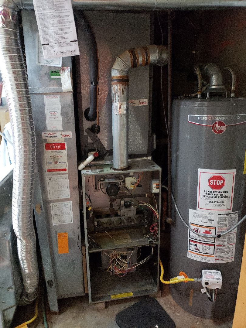 Tinley Park, IL - Carrier furnace installation replacing carrier furnace