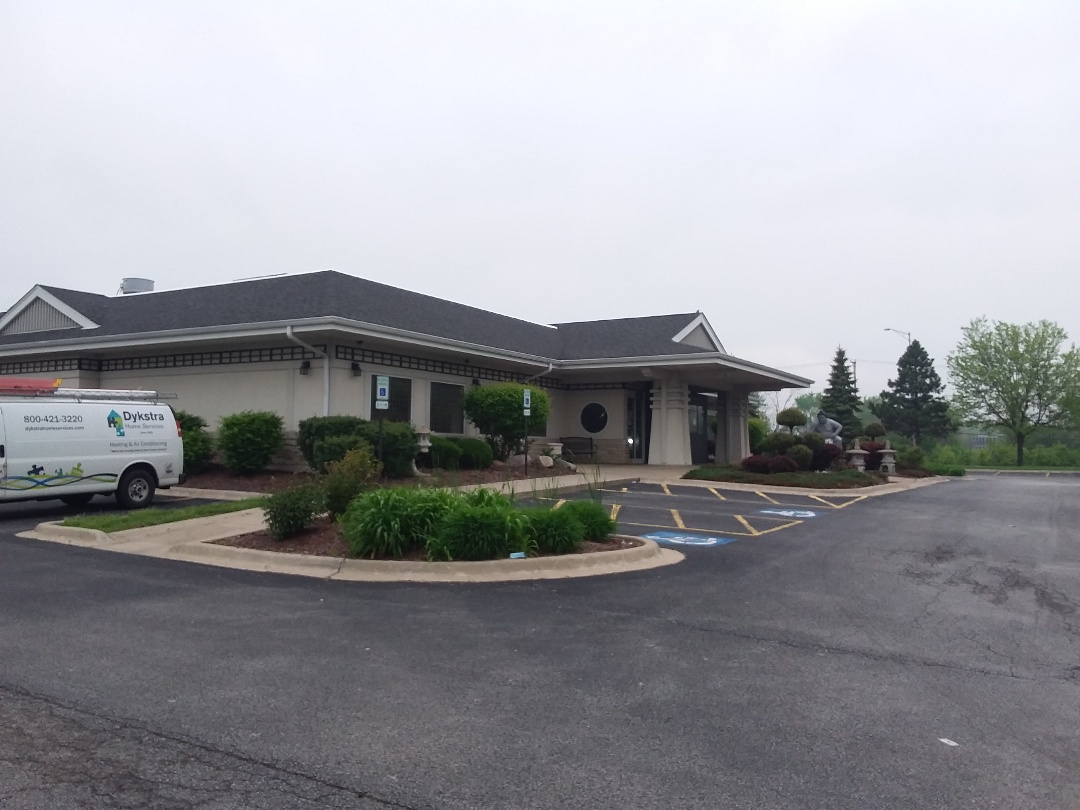 Tinley Park, IL - Rooftop replacement