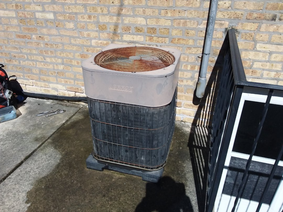 Lincolnwood, IL - Cleaned and checked