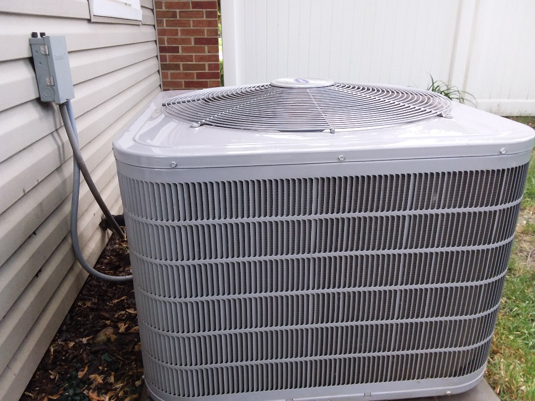 Naperville, IL - Cleaned and checked a/c