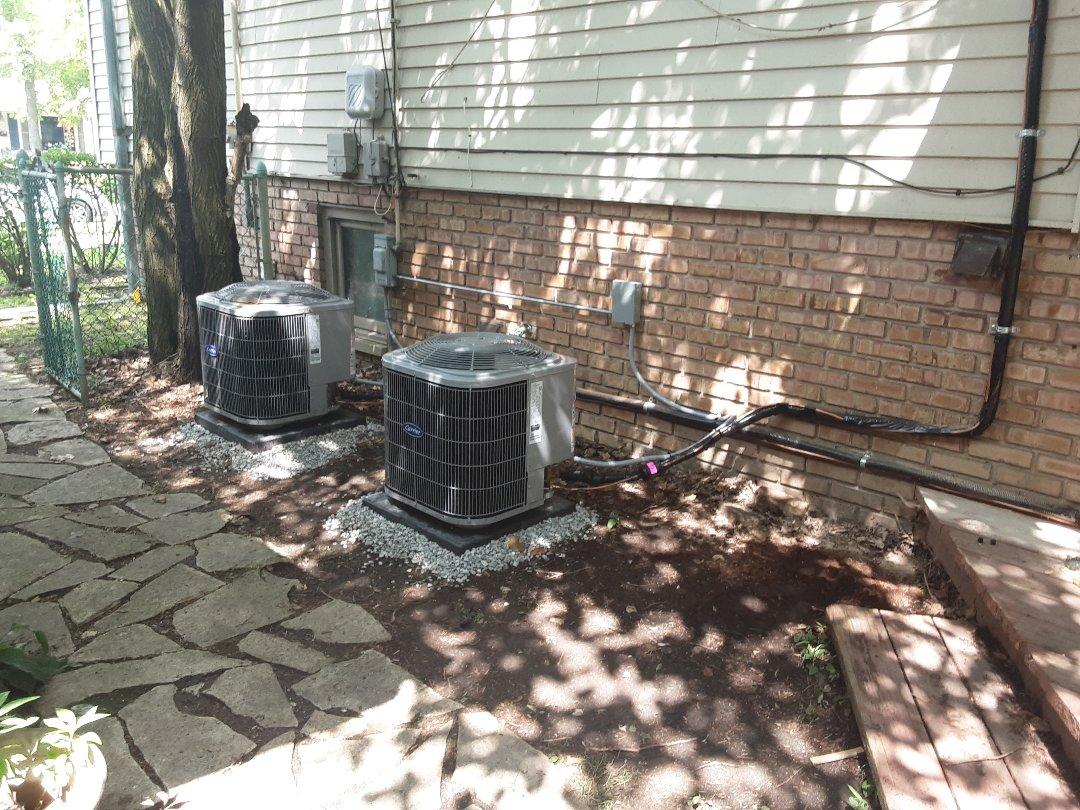 Homewood, IL - New Air Conditioner Installation