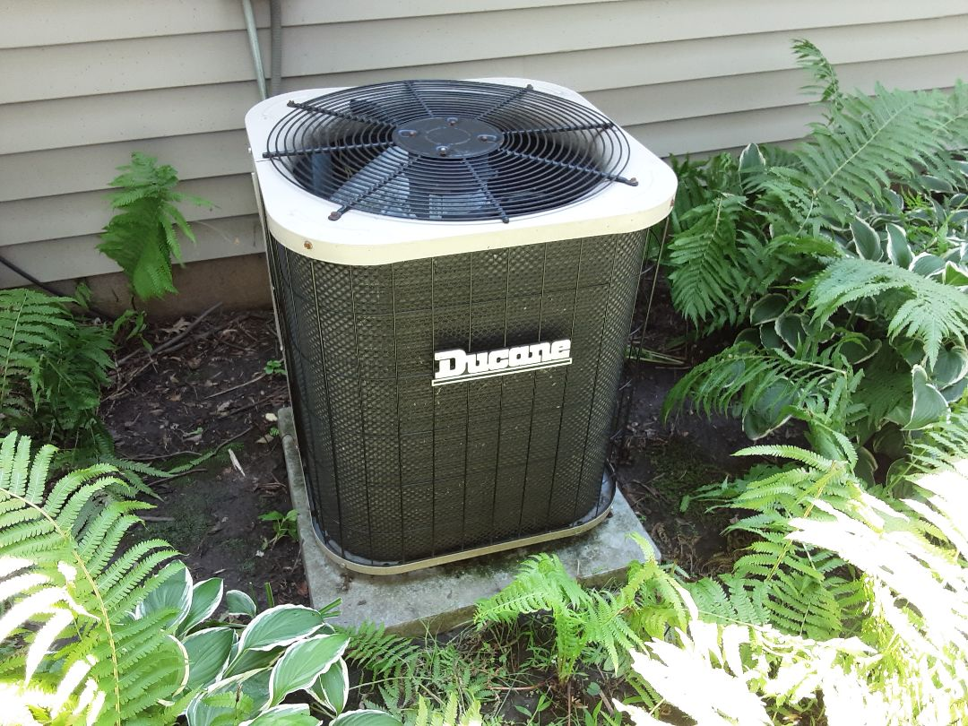 Schaumburg, IL - Clean and check a/c