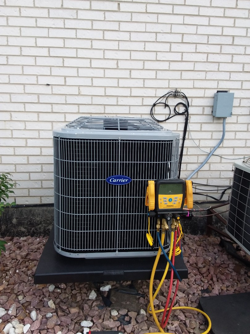 Tinley Park, IL - New carrier ac & coil installation