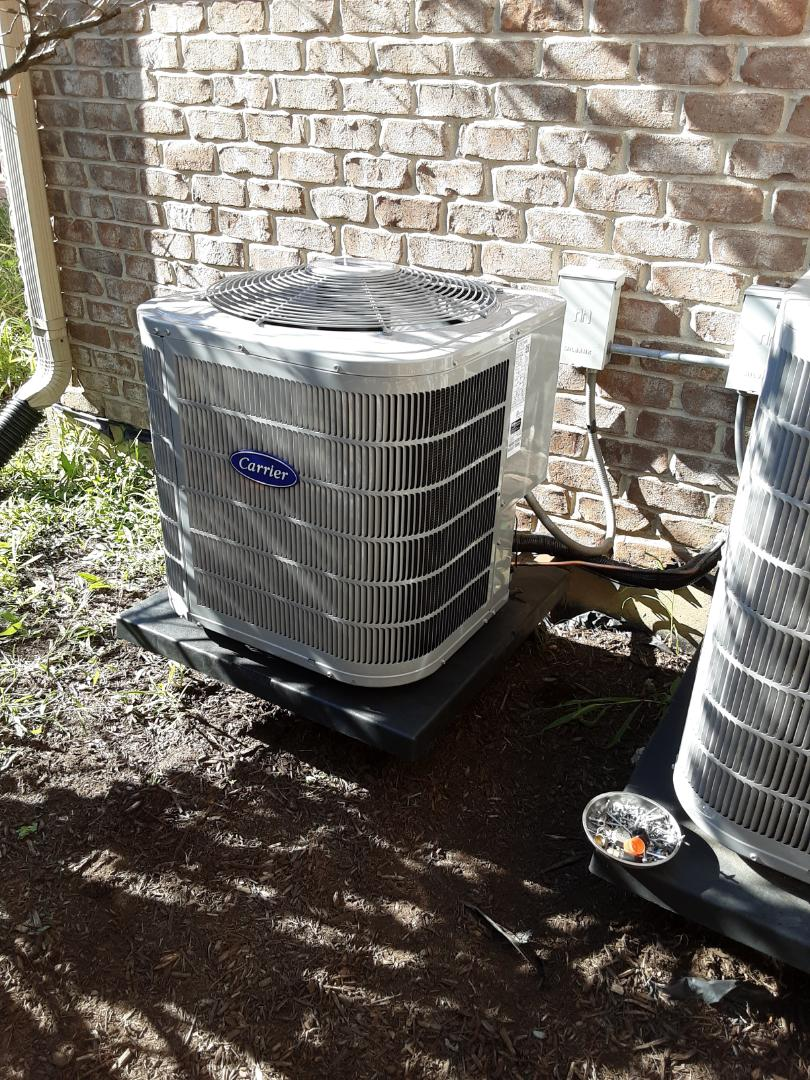 Orland Park, IL - New Air Conditioner Installation