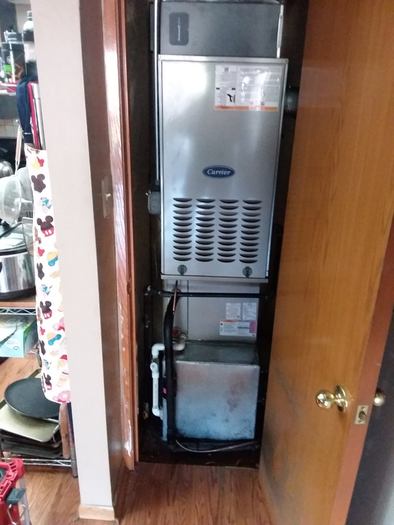 Midlothian, IL - Furnace Condenser/Coil  Hot water heater