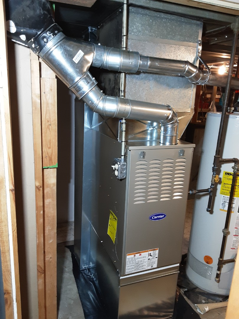 Midlothian, IL - New Furnace Installation
