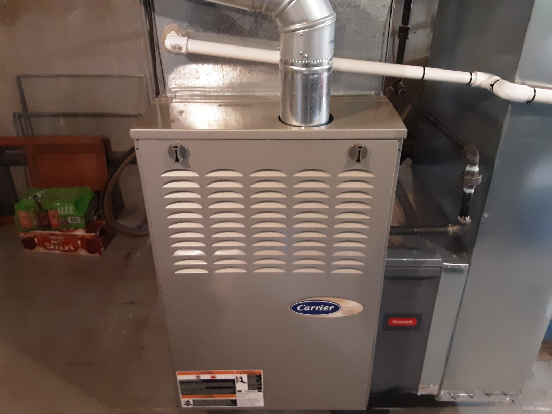 Palatine, IL - Cleaned and checked furnace