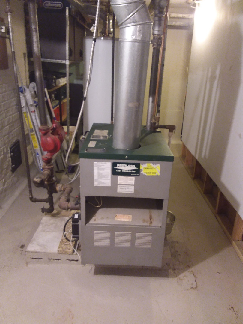 Chicago, IL - Boiler repair