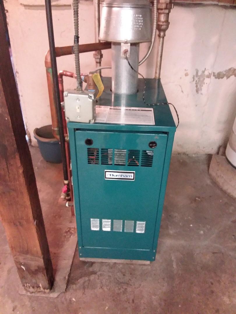 Cicero, IL - Boiler service