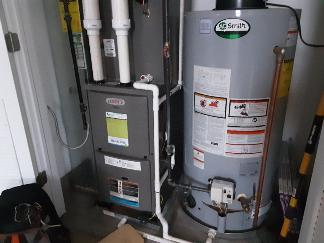 Chicago, IL - Cleaned and checked furnace and humidifier