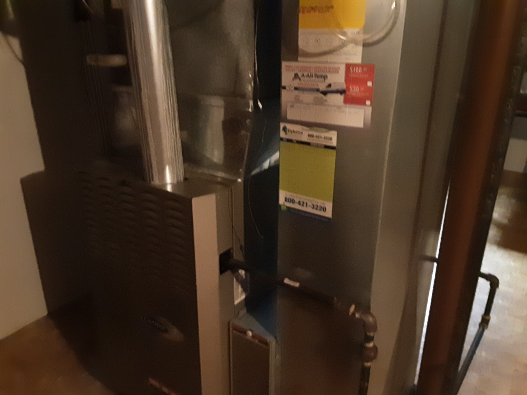 Broadview, IL - Checked furnace