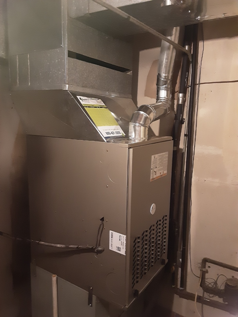 Park Forest, IL - Installation of New Furnace