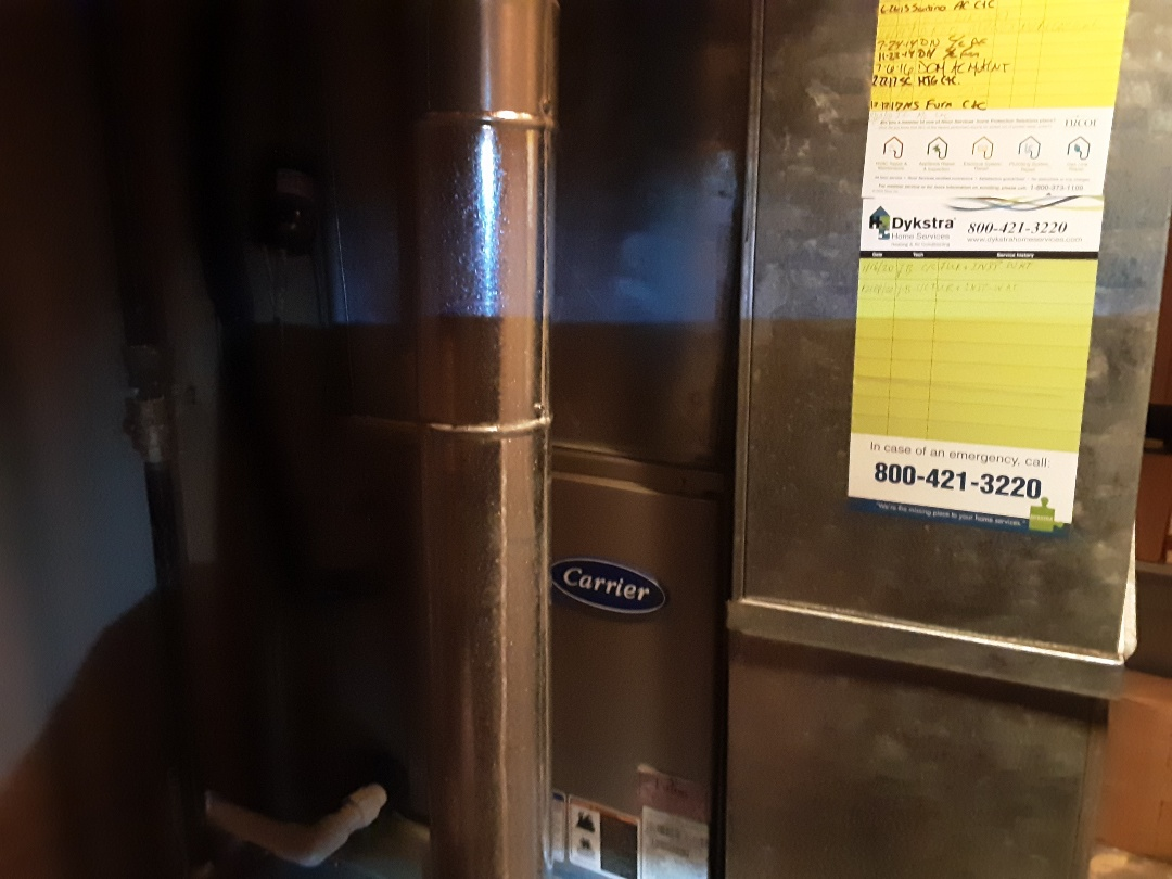 Chicago, IL - Cleaned and checked furnace