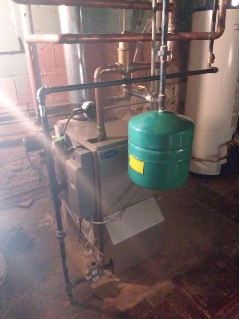 Elmhurst, IL - Carrier boiler repair
