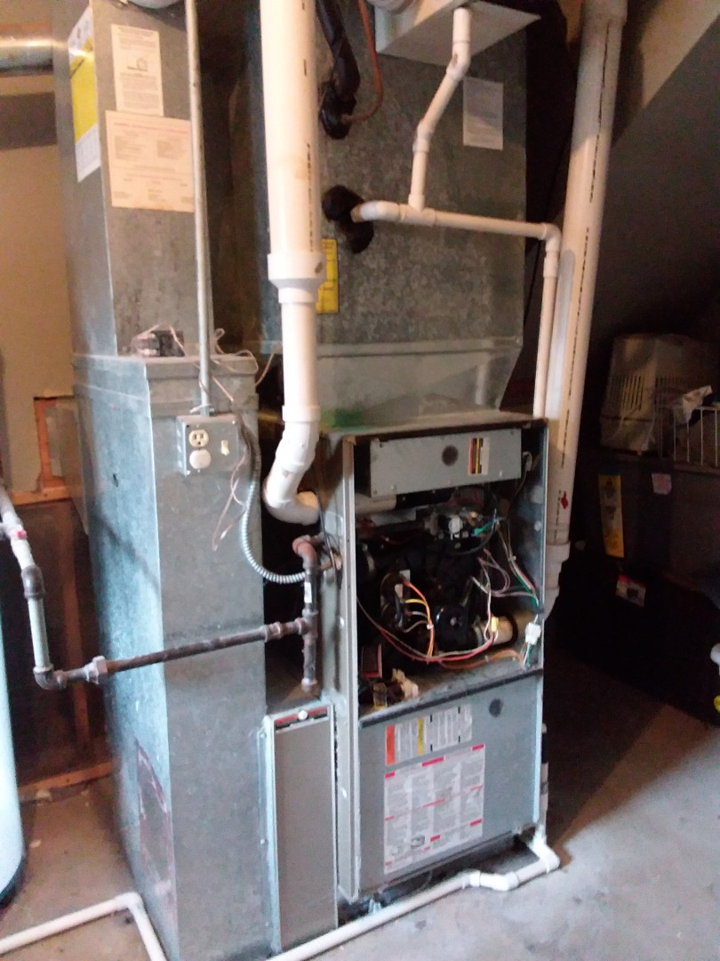 Country Club Hills, IL - Carrier furnace replacement