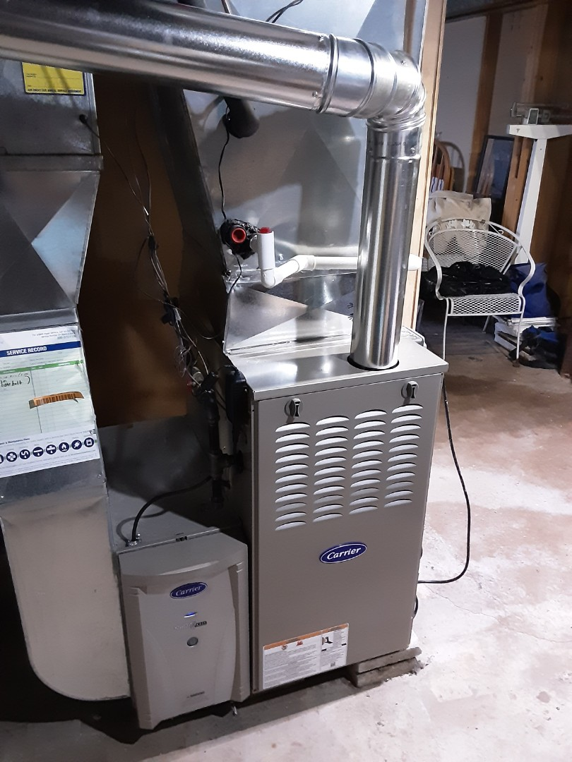 Chicago, IL - New Furnace Installation