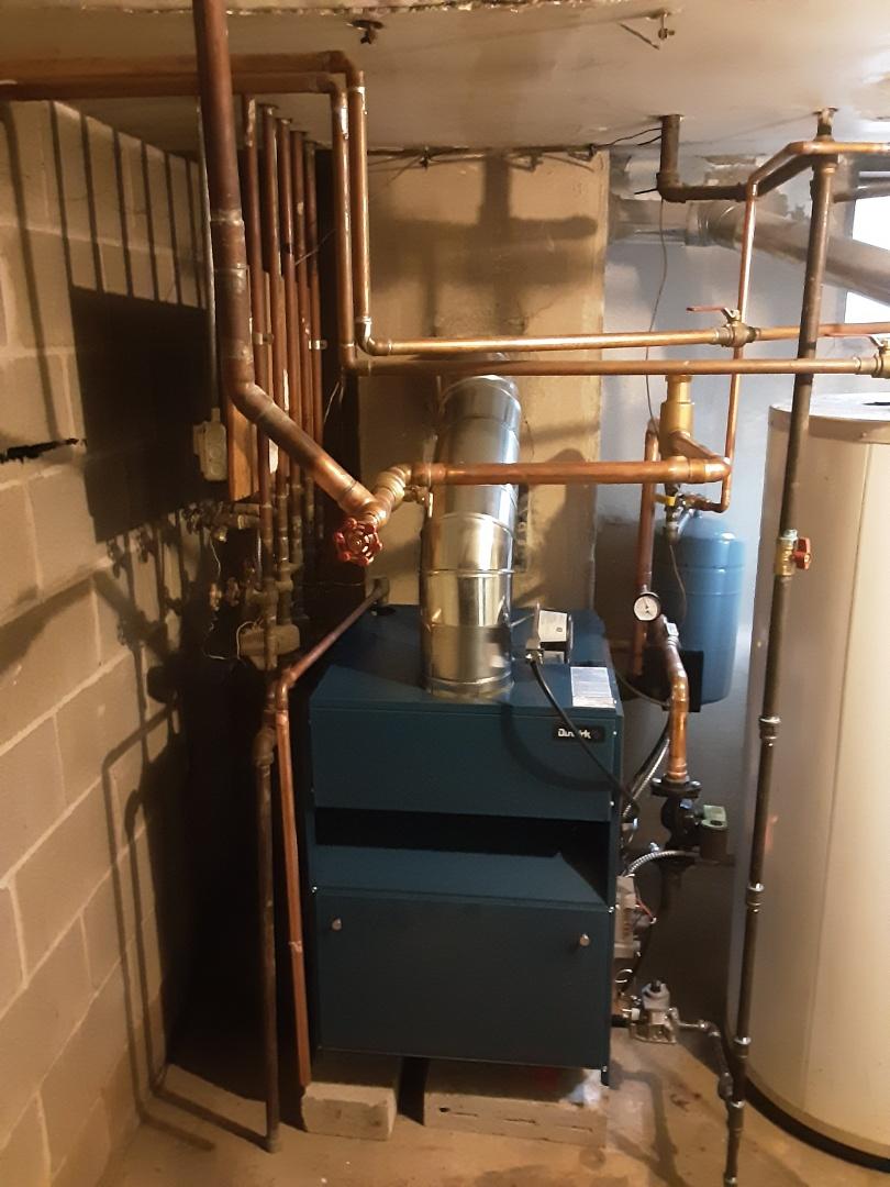 La Grange Park, IL - Installation New Boiler