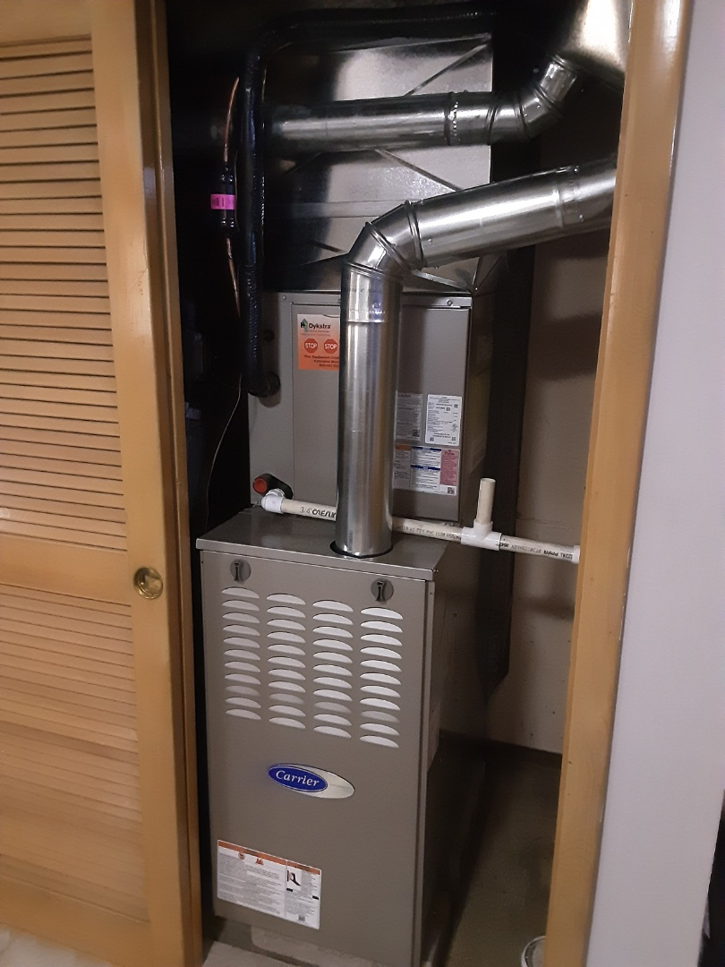 Alsip, IL - New Furnace and Air Conditioner Installation