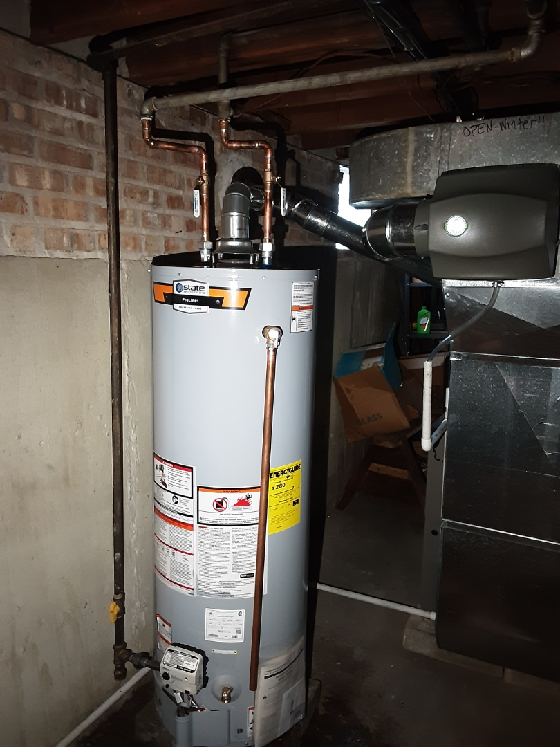 Chicago, IL - Installation of new Hot Water Heater