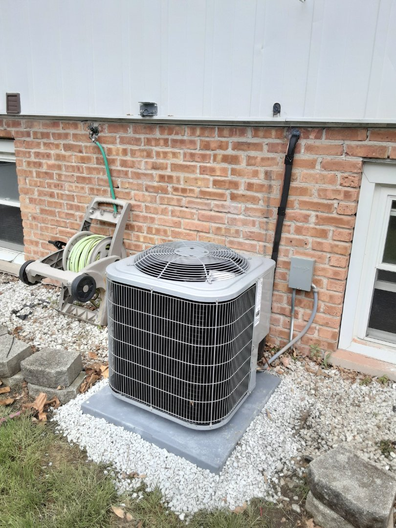 Chicago, IL - New Installation of Air Conditioner