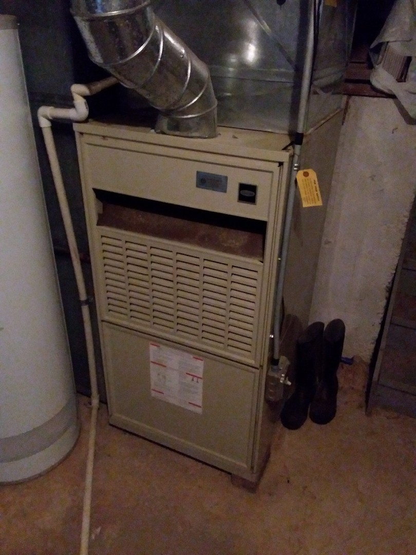 Maywood, IL - Install new carrier furnace replace old carrier furnace