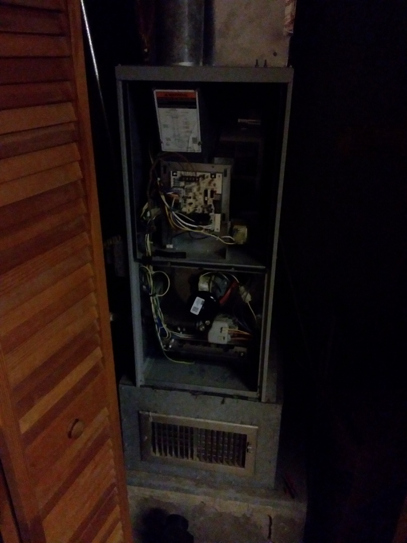 Oak Lawn, IL - Repairing a Ducane furnace