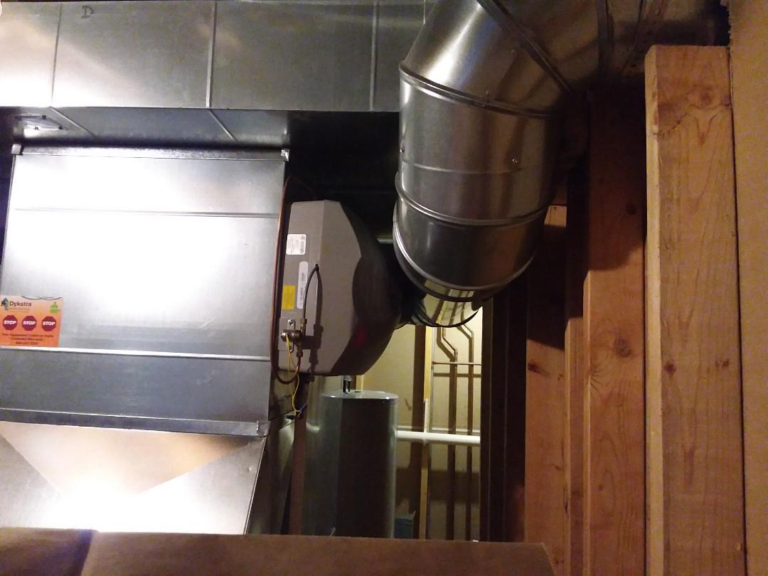 Bartlett, IL - Humidifier repair
