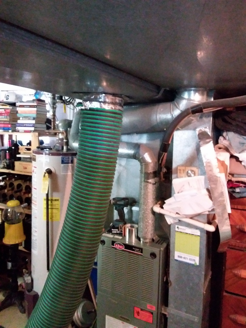 Chicago, IL - Air Duct Cleaning
