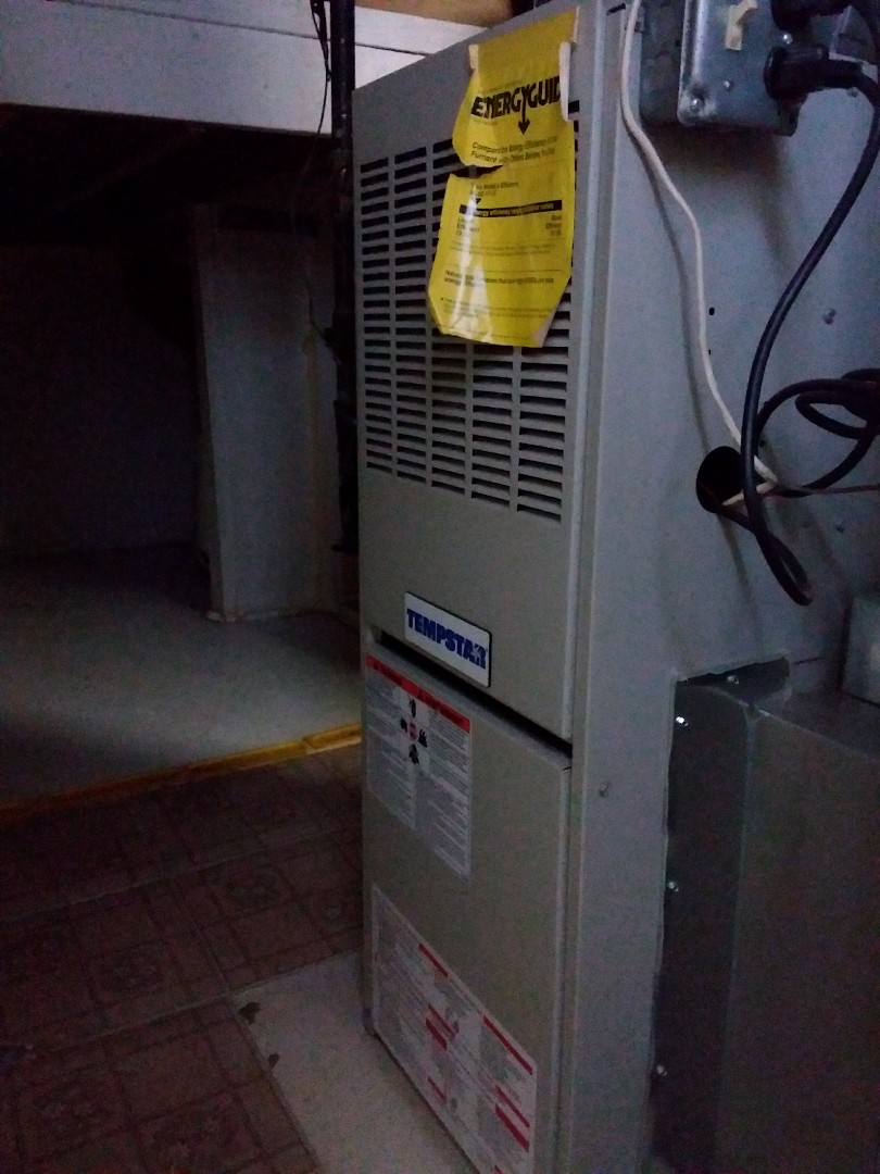 Chicago, IL - Repairing a Tempstar furnace