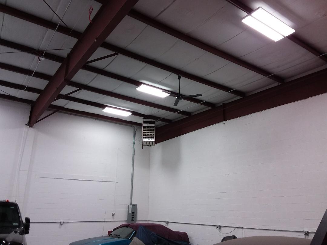 Crestwood, IL - Reznor unit heater repairs