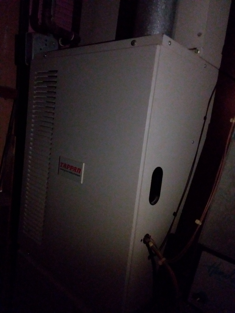 Des Plaines, IL - Installation of carrier furnace replace old tappan furnace