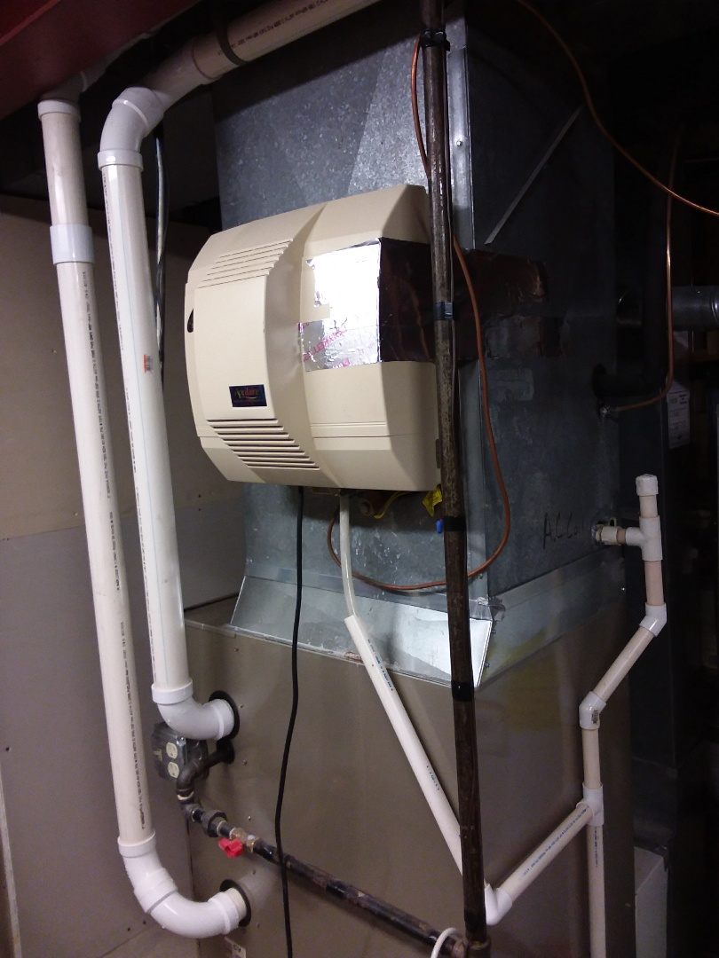 Aurora, IL - Carrier humidifier replacement