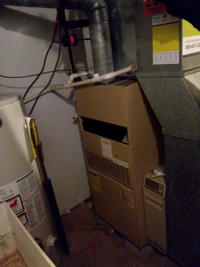 Chicago, IL - New carrier furnace install
